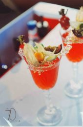 cocktail amelirose