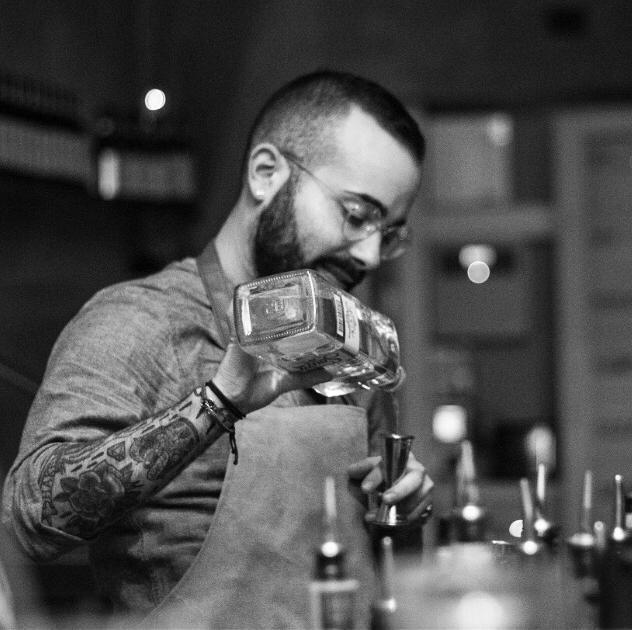 bartender Daniele De Angelis